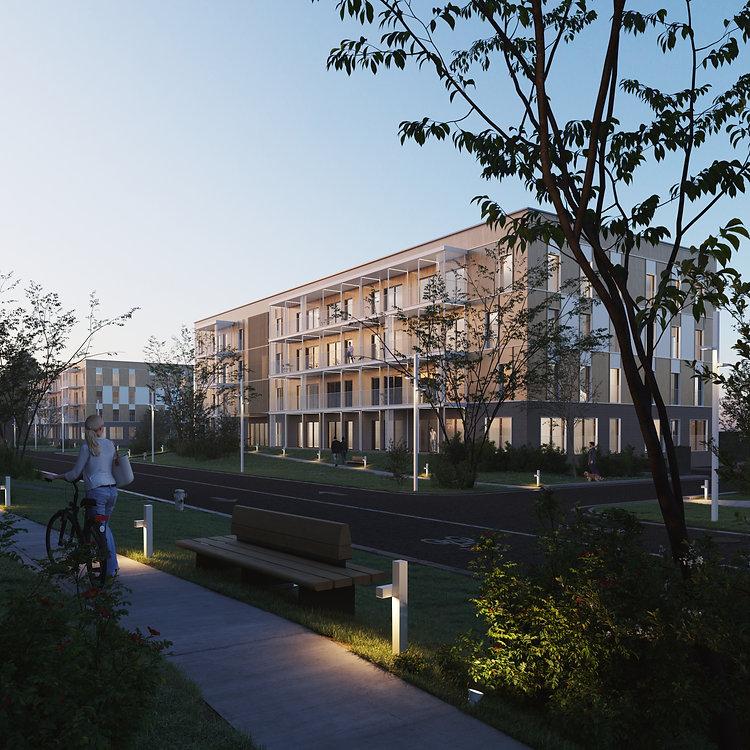 blanchette architectes_Faubourg 131_Laur