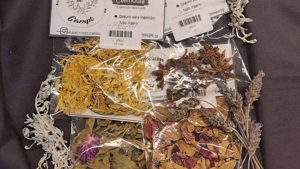 Pacotinho de ervas - Unidade