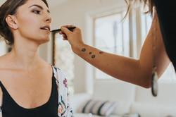 Makeup artist Newcastle