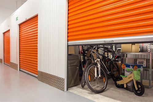 BOX(2)   2,60 m² / 7,80 m³  Mensal