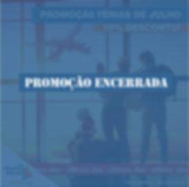 Promocao de ferias - julho 2 Finalizada.