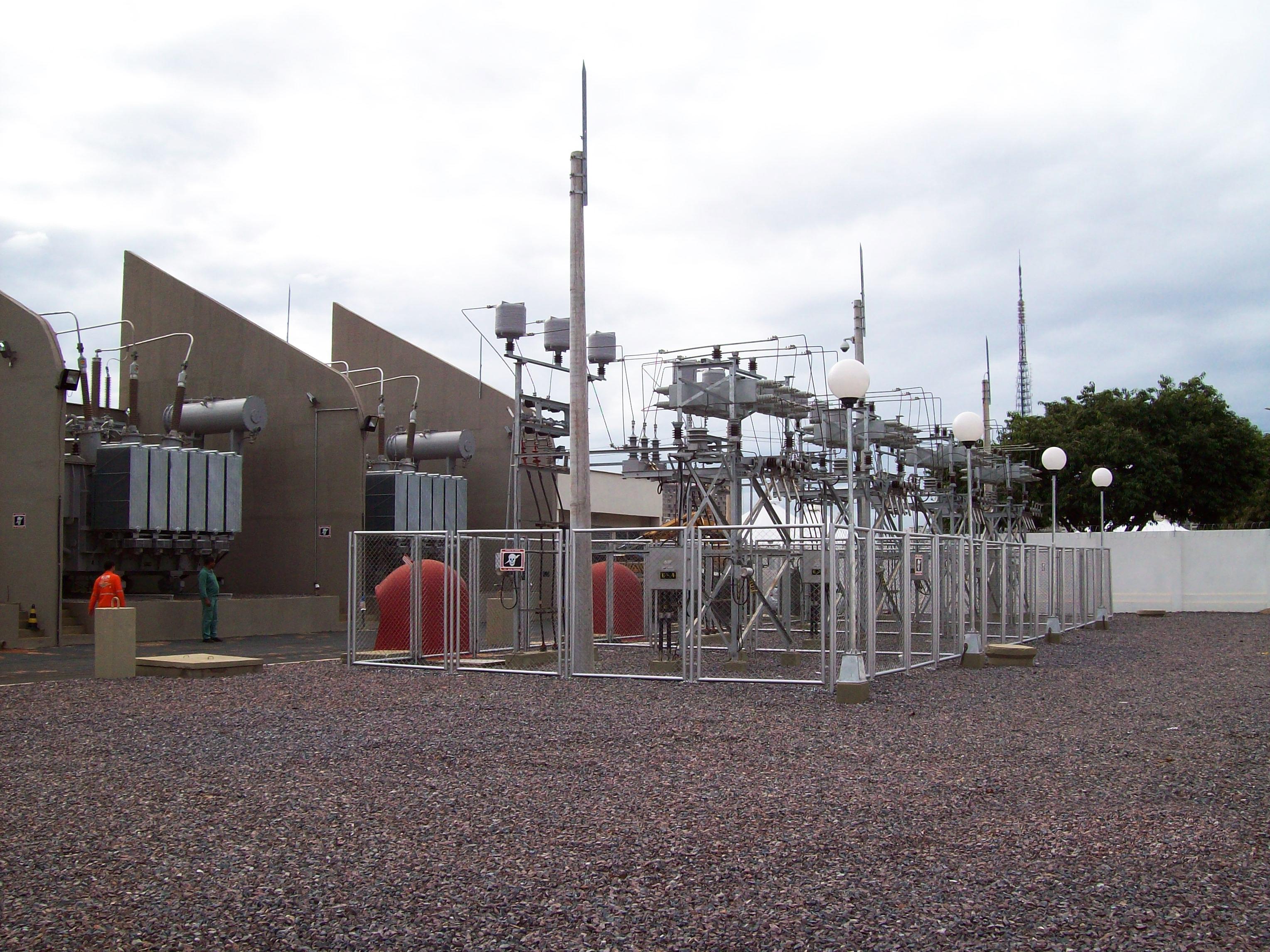 Subestação CEB - Asa Norte