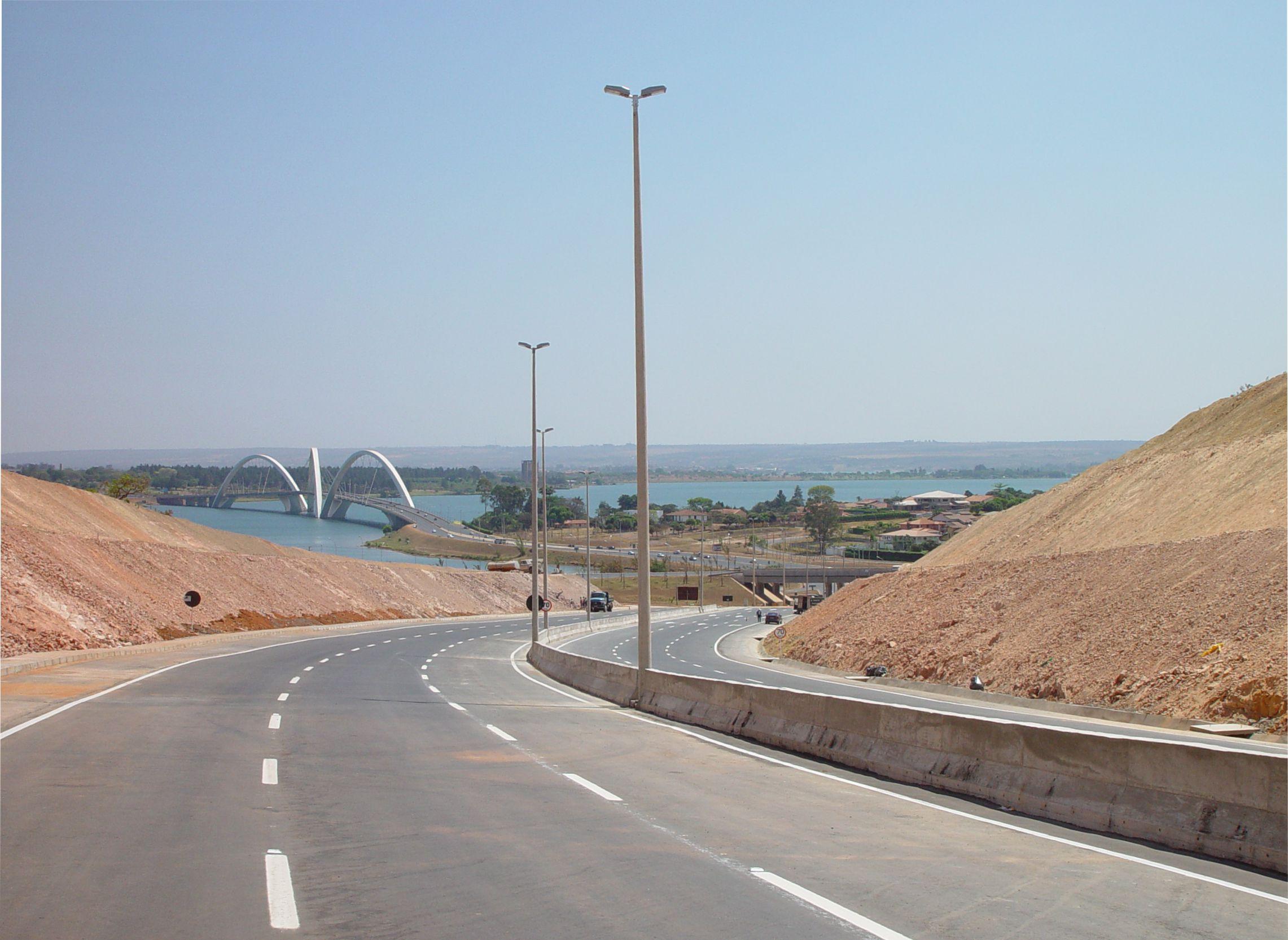 Via EPDB – EPCT e acesso à ponte JK