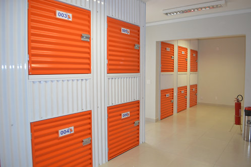 LOCKER(2)  1,35 m² / 1,00 m³ (Mensal)
