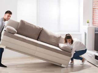 Como guardar o sofá em um Self Storage?