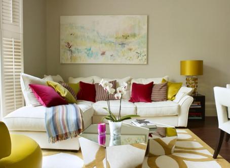 Como escolher o sofá ideal para sua sala?