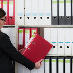 O que fazer com o excesso de arquivos na empresa?