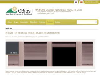 Presença da Home Stock na Revista GBrasil - Empresas de Contabilidade