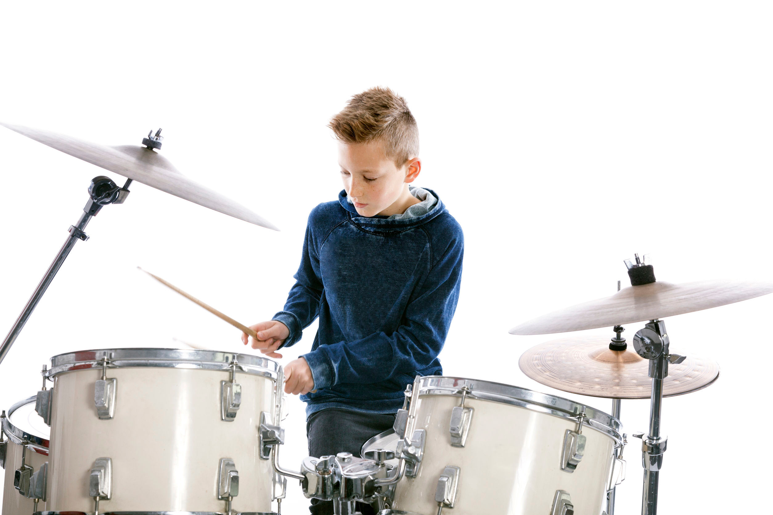 Half Day Drums Camp 1-4pm June 28-July 2