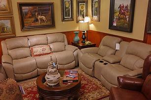 Attractive Barrett Reclining Sofa And Loveseat