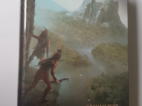 UKGE Best RPG Category: Paleomythic