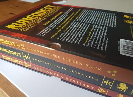 UKGE Best RPG: Runequest Slipcase Edition