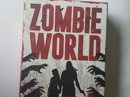 UKGE Best RPG: Zombie World