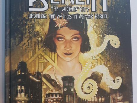 UKGE Best Expansion Category:  Berlin: The Wicked City