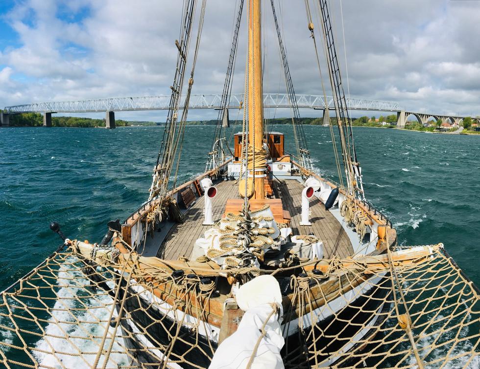 Sejlskibet FREM - oplevelser for alle med FREM af Kolding