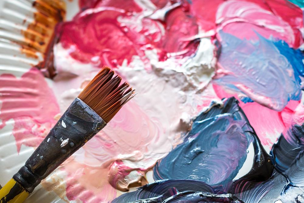 Ariane - Artiste Peintre - Be Yourself Photographie