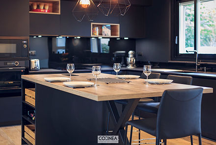 Photographie architecture - Cuisine