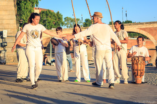 Capoeira Ginga Nagô Só Toulouse - Be You