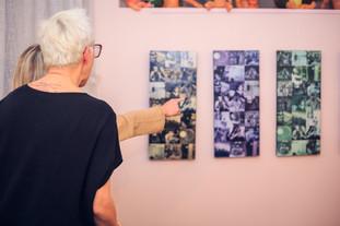 Vernissage Isabelle Alquié - Photographe Reportage Entreprise Toulouse - événements