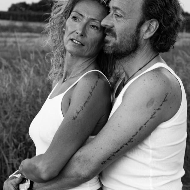Portrait couple  Toulouse Photographe be