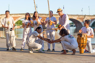 Capoeira Ginga Nagô Só Toulouse - Be Yourself photographie - photographe toulouse