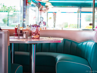 Tommy's Diner Labège - Photographe Toulouse
