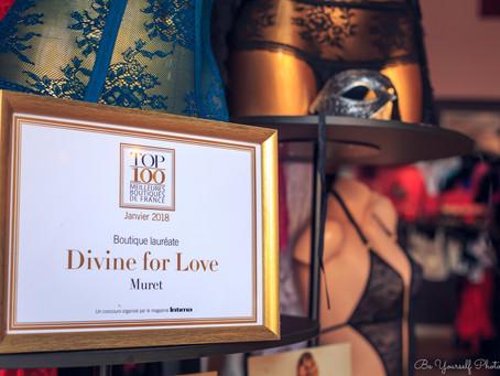 Divine For Love: votre boutique de charme à Muret