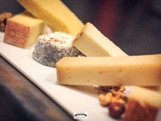 Plateau fromage N 5 Wine Bar Toulouse
