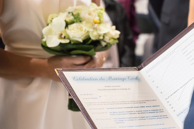Mariage Toulouse- Mairie - Be Yourself Photographie - Photographe Toulouse