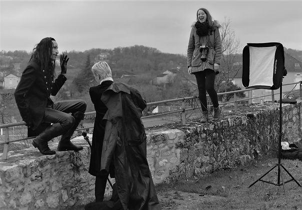 photographe Toulouse be Yourself photographie portrait famille enfants Caro Li
