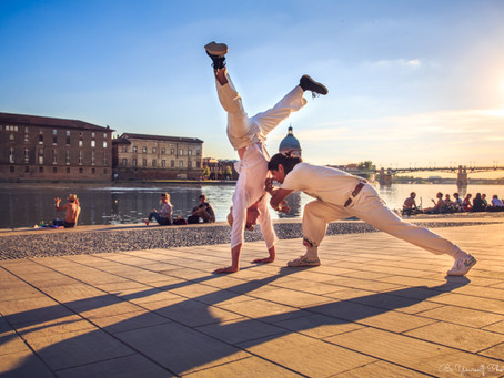 Ginga Nagô Só Capoeira : l'Association Toulousaine de Capoeira  !