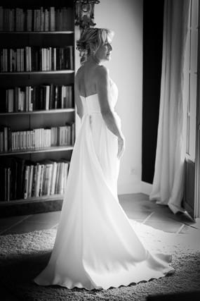 Mariage Toulouse -Préparation de la mariée Be Yourself Photographie - Photographe Toulouse