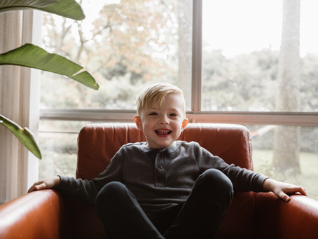 Moving Past Labels: Early intervention sucess story
