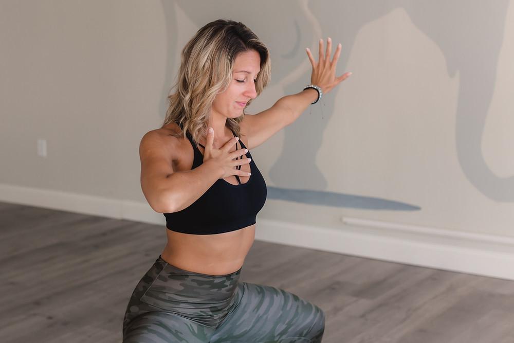 Adrienne Salon at Yogaja