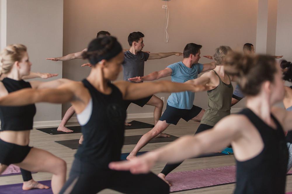 Ashtanga Led Primary at Yogaja Yoga by Mary Wyar