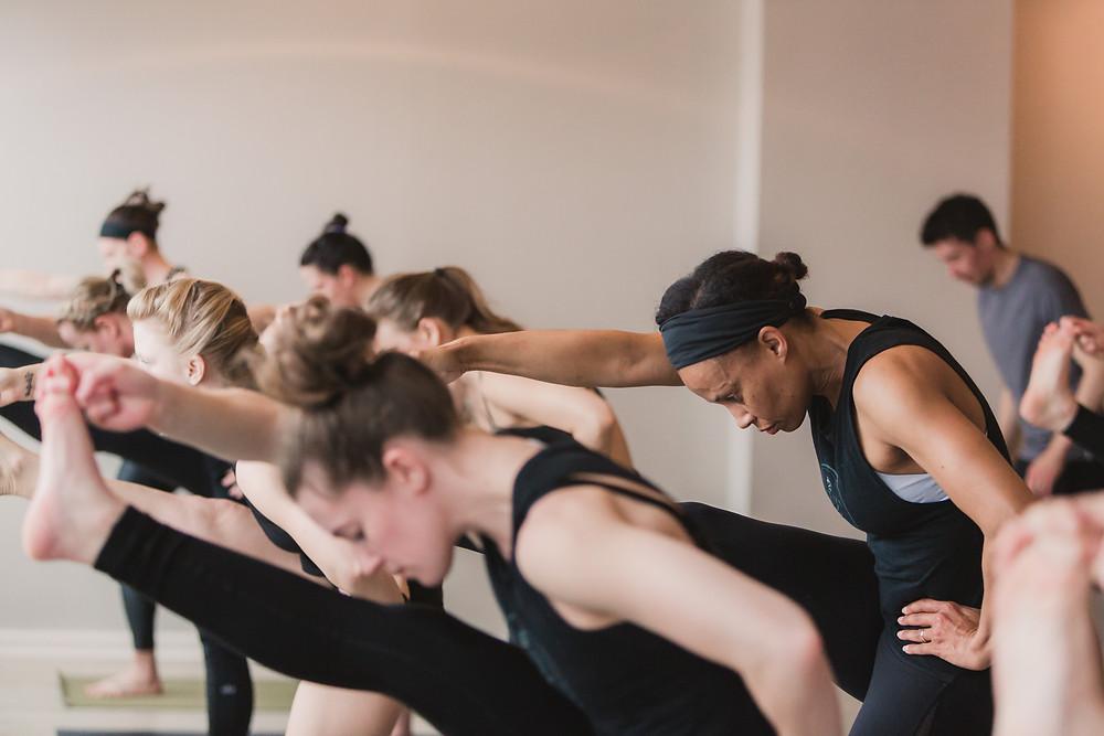 Ashtnaga Yoga Toledo