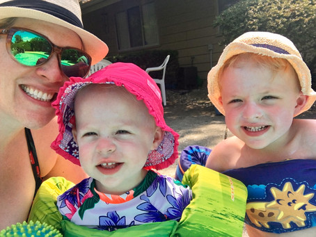 Never Too Careful: Swim lessons can save lives (Toledo Parent)