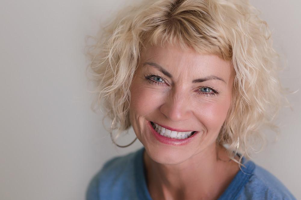 Julie Shapiro at Yogaja Yoga Toledo