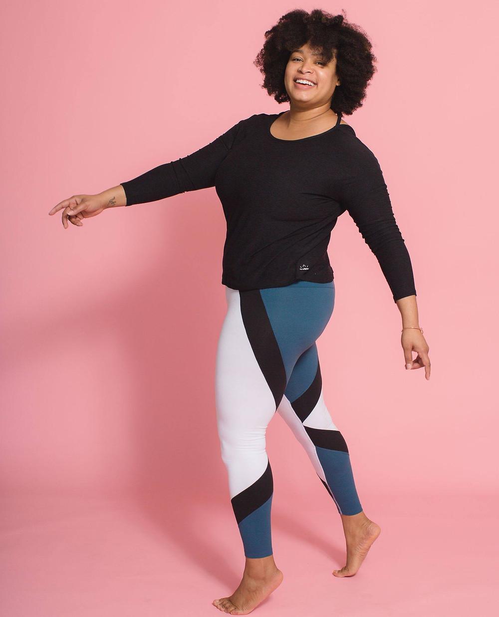 Yogaja yoga teacher Gena Collier