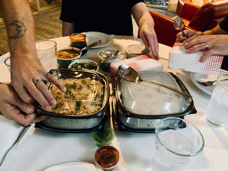 Some Like It Hot: Bombay Kitchen