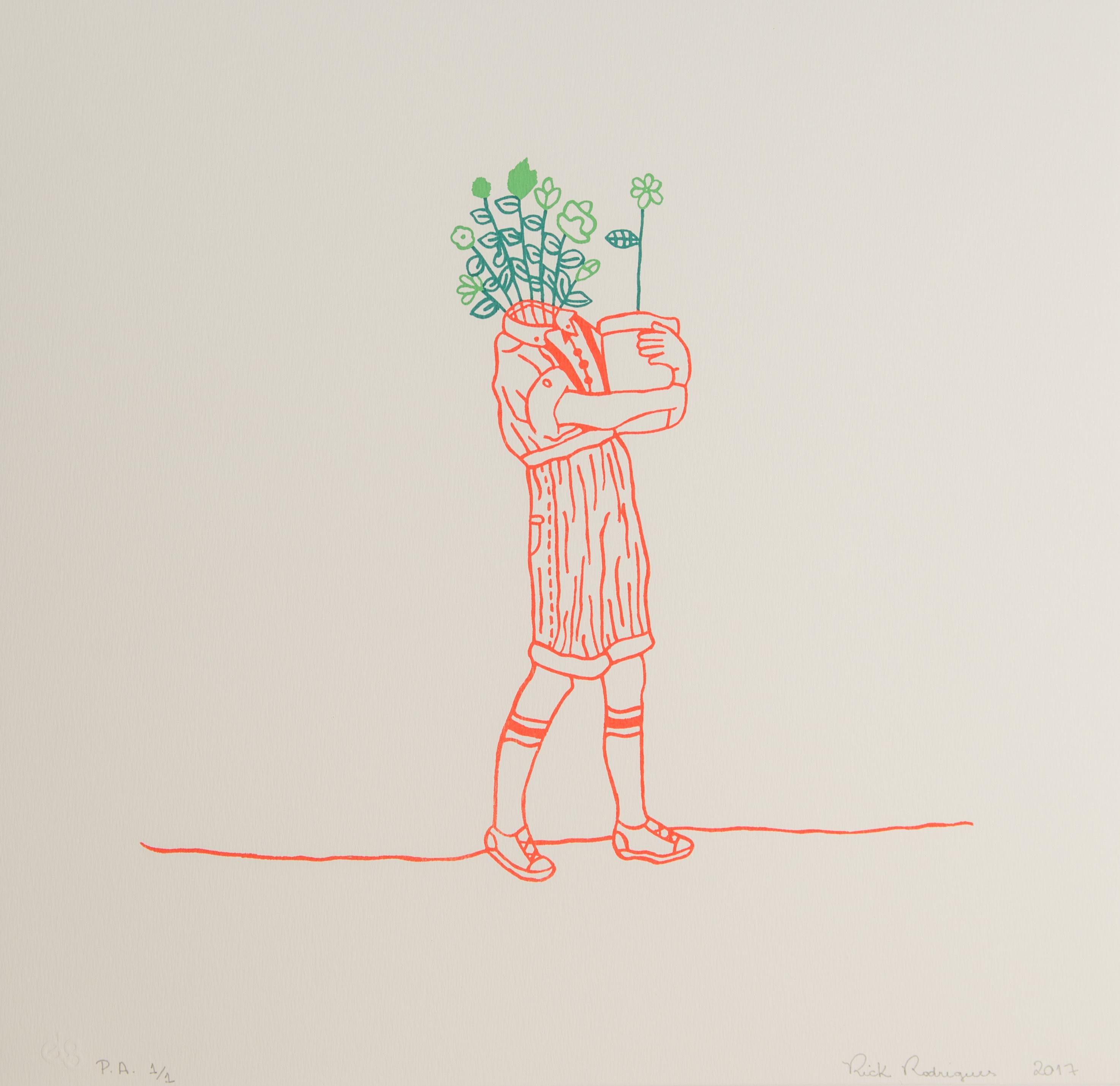 Florescer. Flores ser, 2017