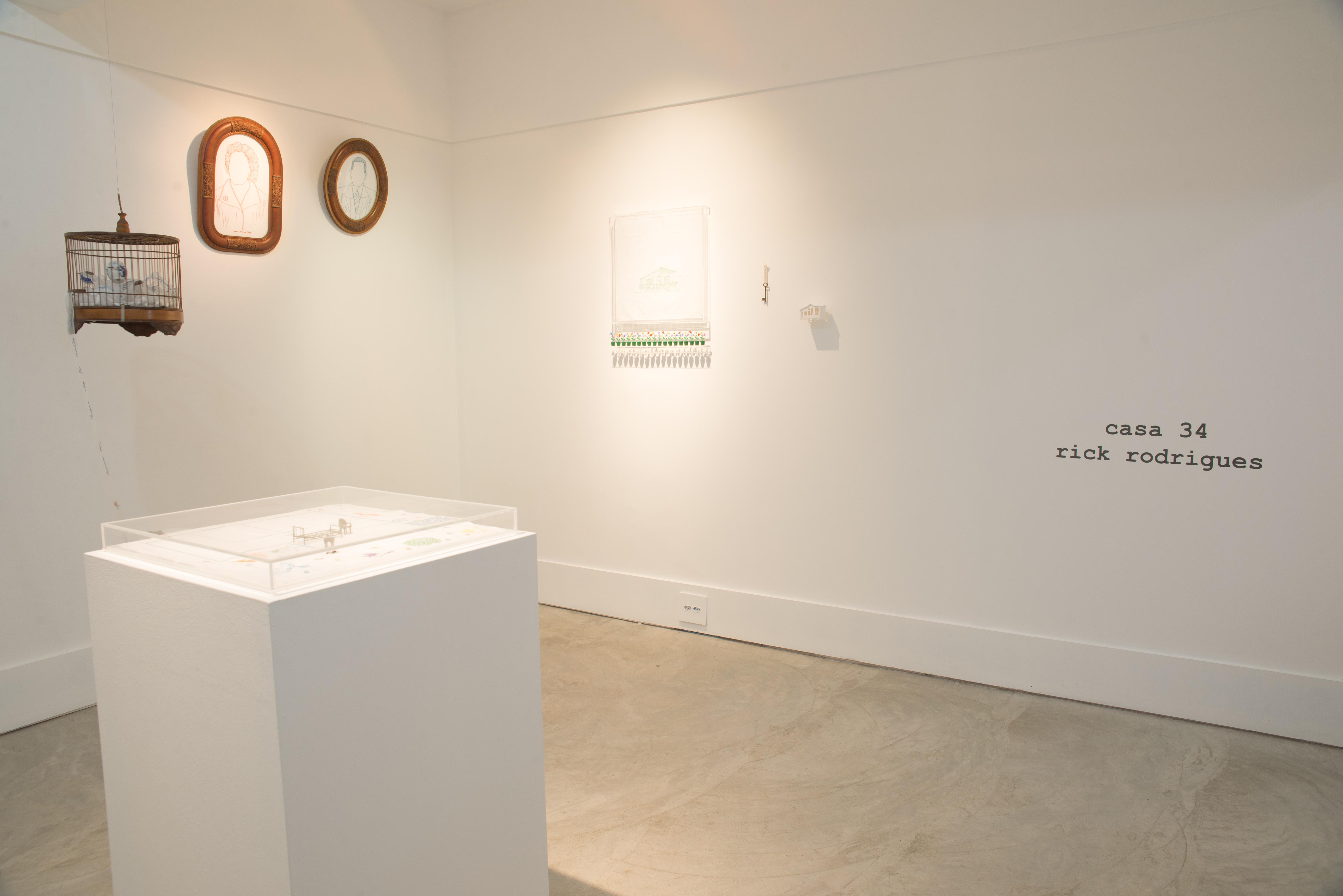 Exposição Casa 34, 2018