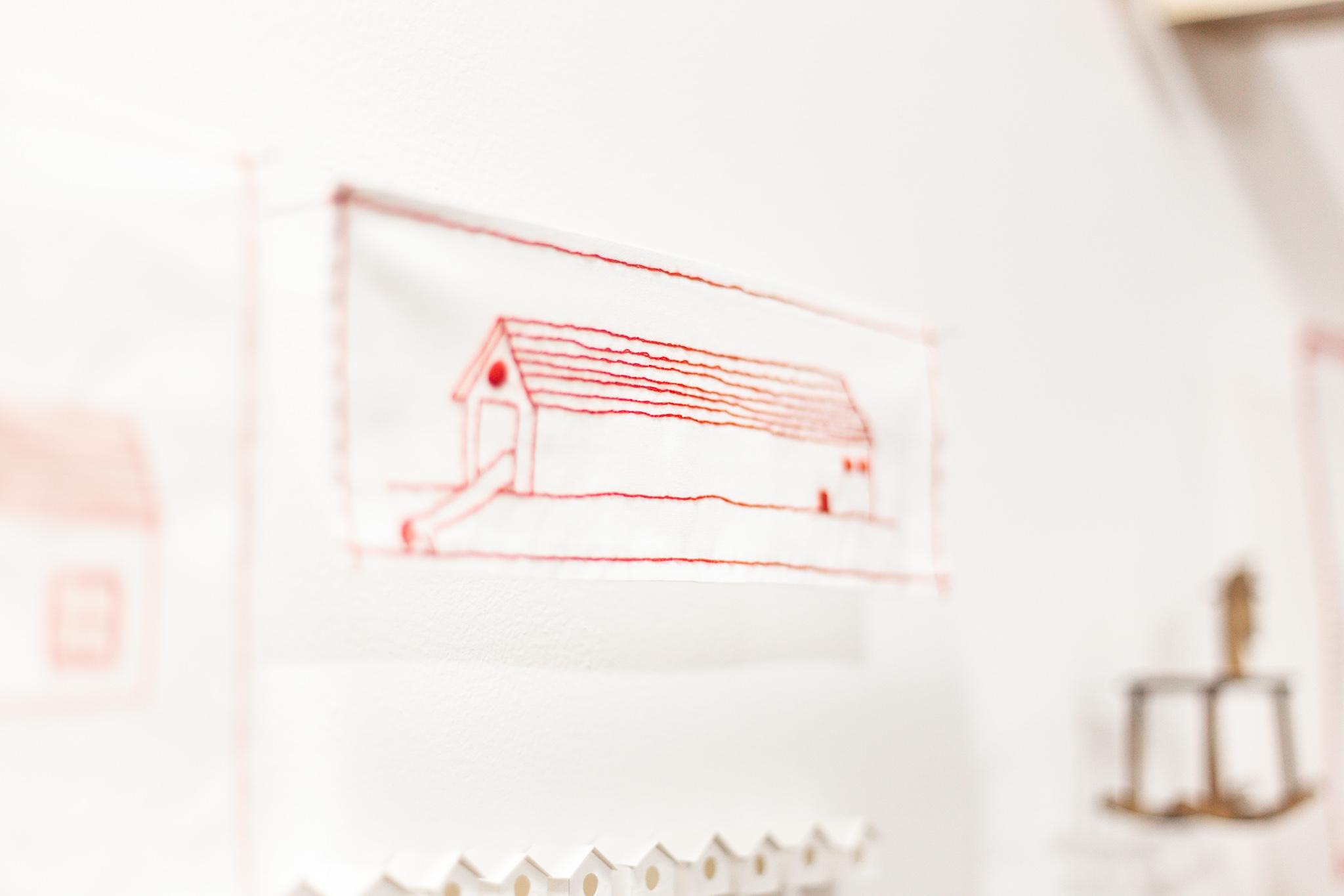 """Instalação """"Para Manoel"""", 2019"""