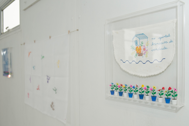 """Exposição """"a casa do centro"""", 2017"""
