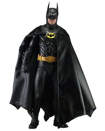 NECA Batman (1989) – 1/4 Scale Action Figure – Michael Keaton