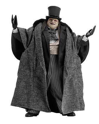 NECA Batman Returns – 1/4 Scale Action Figure – Mayoral Penguin (Danny DeVito)