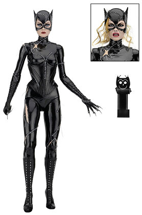 NECA Batman Returns – 1/4 Scale Action Figure – Catwoman (Michelle Pfeiffer)