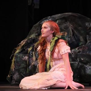 Viola: Twelfth Night: Potters Bar Theatr
