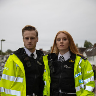 Jenny Police officer