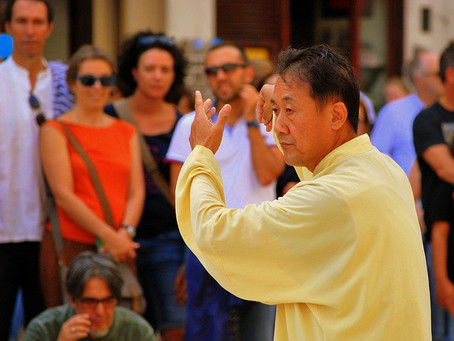 Tai Chi proves feasible and beneficial for veterans with PTSD